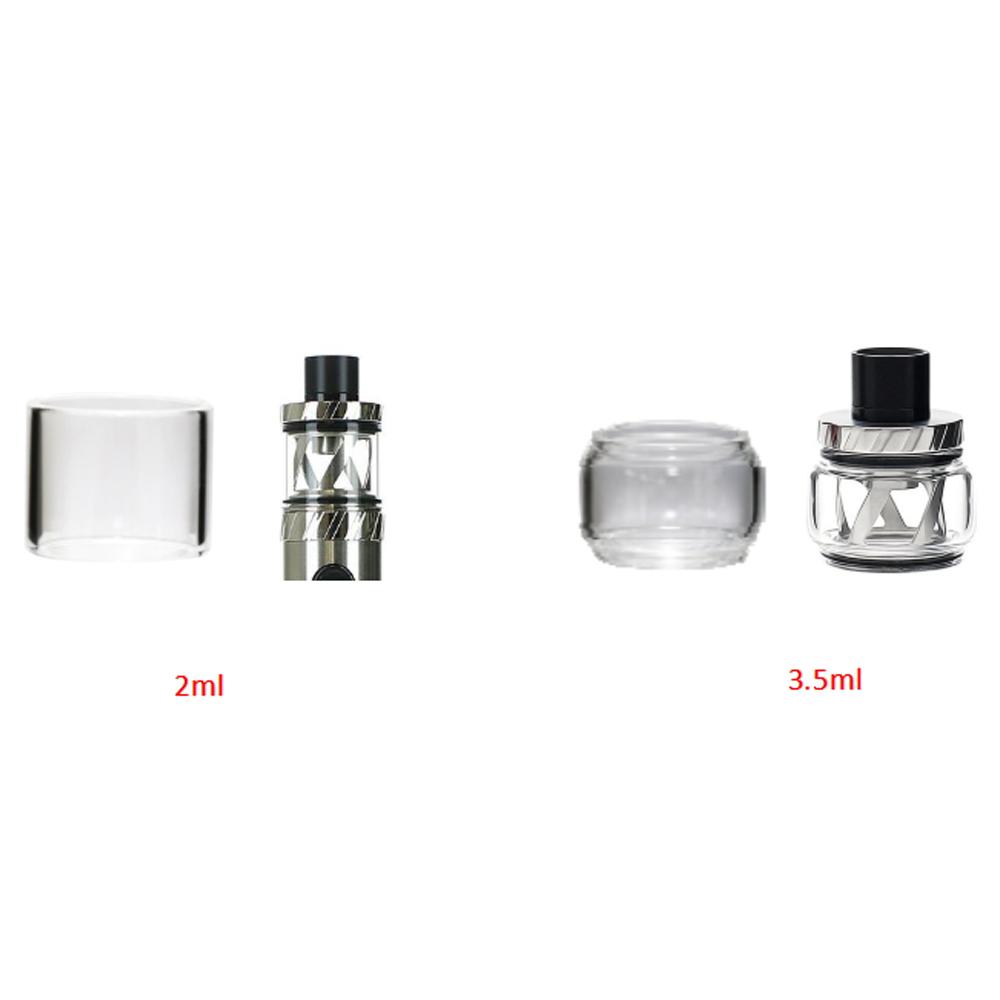 Uwell Whirl 22 Replacement Glass Tube 2ml/3 5ml 1pc