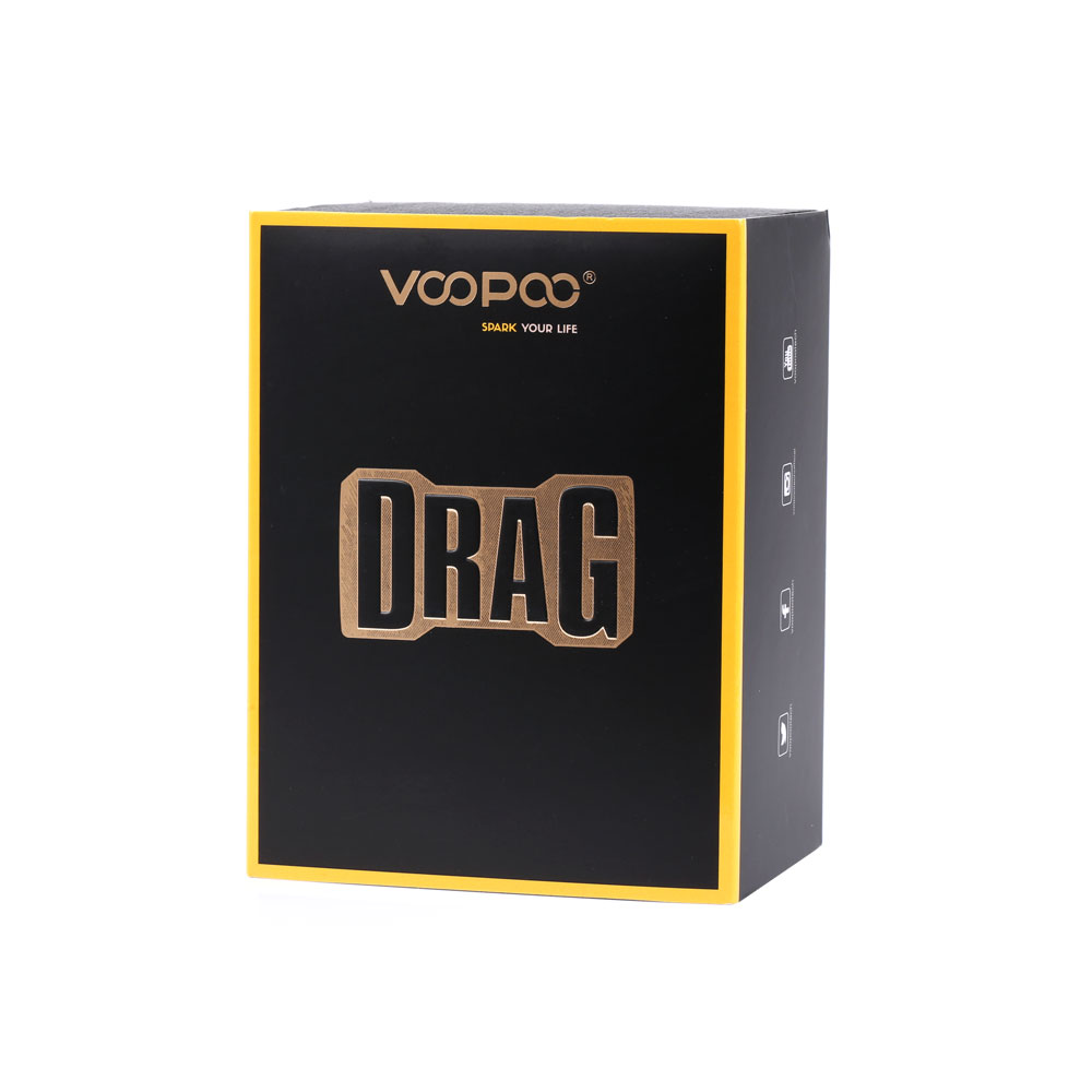 VOOPOO Drag Mini Starter Kit with Uforce T2 Tank