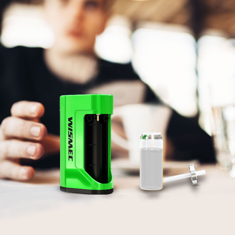 Wismec Luxotic DF 200W Kit with Guillotine V2 RDA
