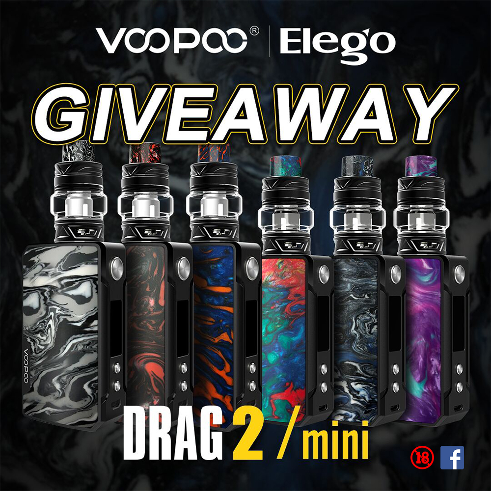 Voopoo Drag 2 & Mini Kit