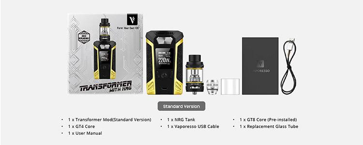 Vaporesso Switcher 220W Kit