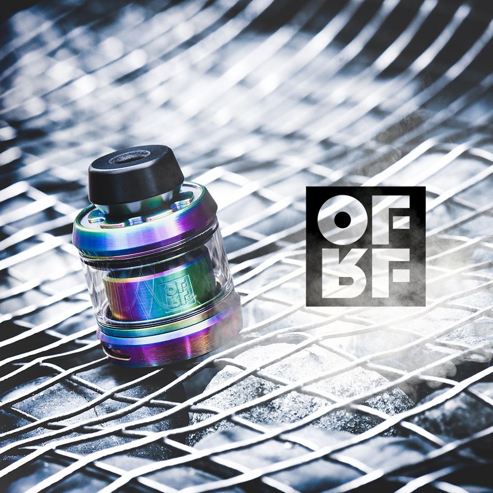 OFRF Gear RTA Atomizer 2ml