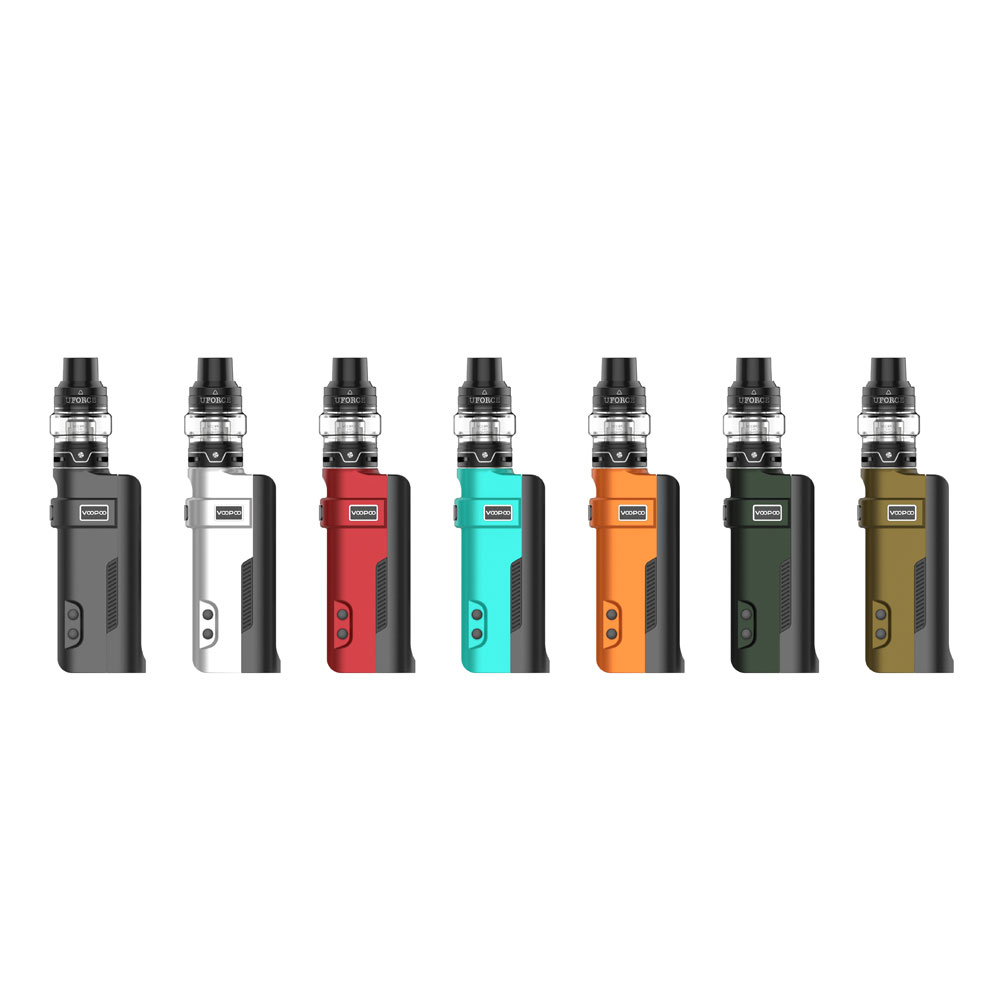 VOOPOO REX 80W Kit with Uforce Tank