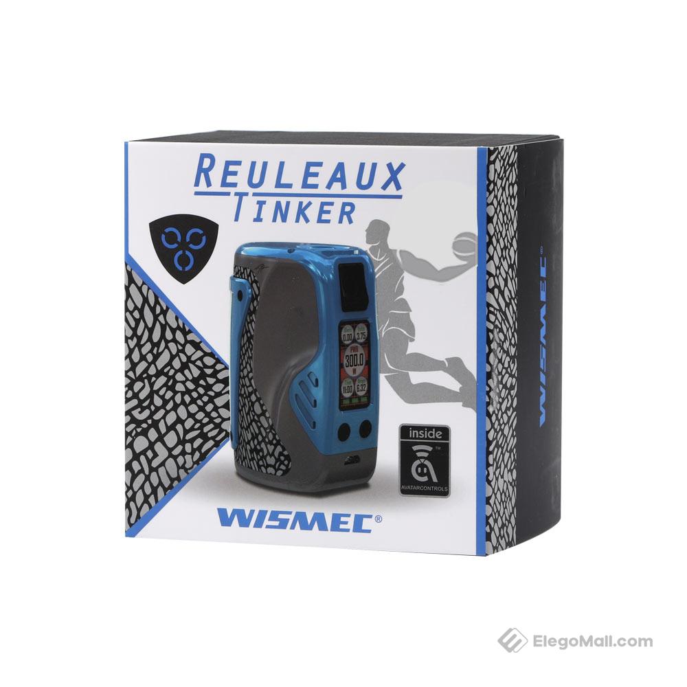 Wismec Reuleaux Tinker 300W Box Mod