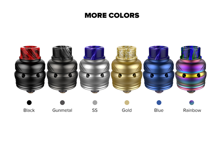Wotofo Elder Dragon RDA