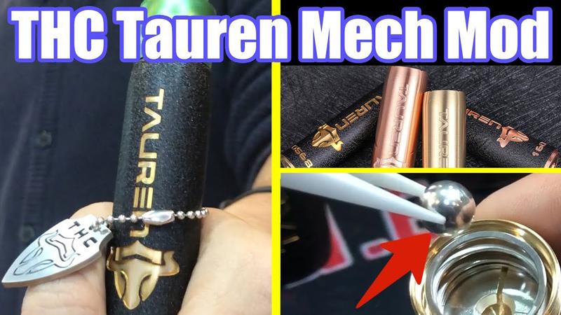 New Release] Teslacigs Punk 86W Mechanical Mod | Fashional