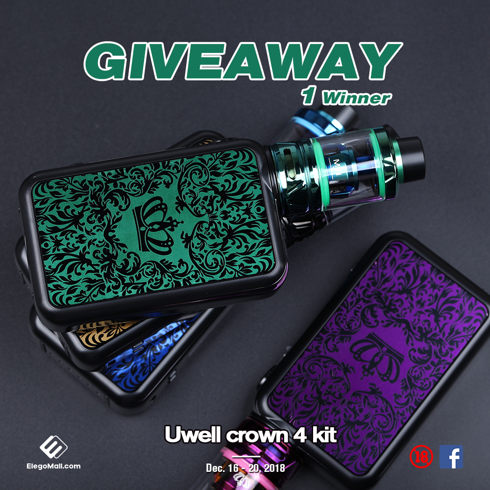 UWELL Crown IV/4 Kit