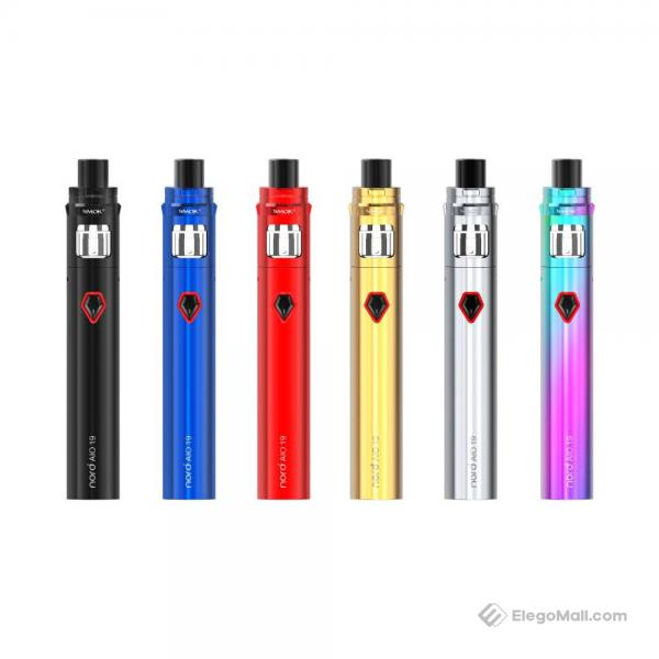 SMOK Nord AIO 19 Starter Kit 1300mAh & 2ml