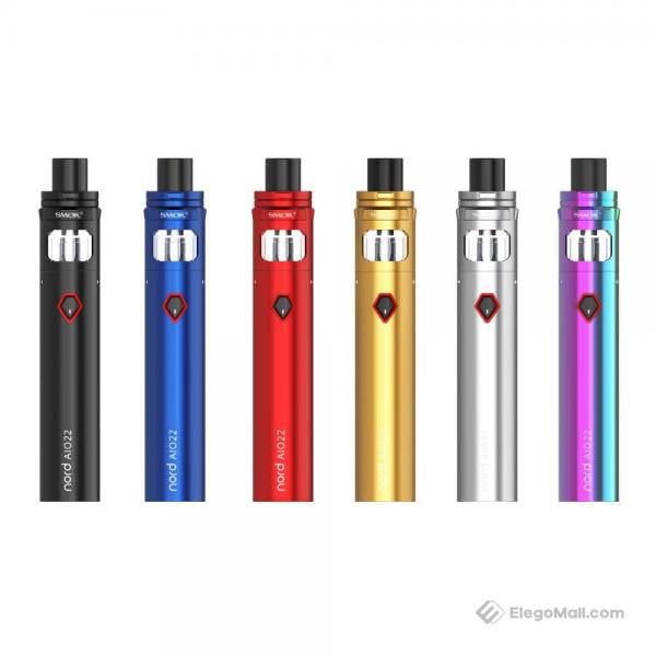 SMOK Nord AIO 22 Starter Kit 2000mAh & 3.5ml
