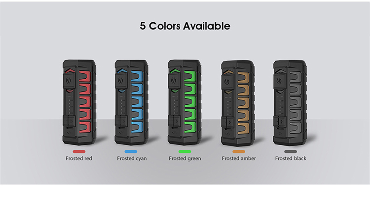 Vandy Vape AP Waterproof Box Mod 5 Colors Available