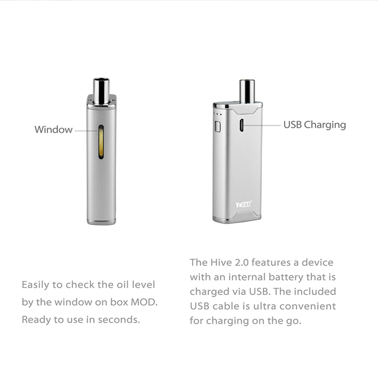 Yocan Hive 2.0 All-in-One Starter Kit 650mAh