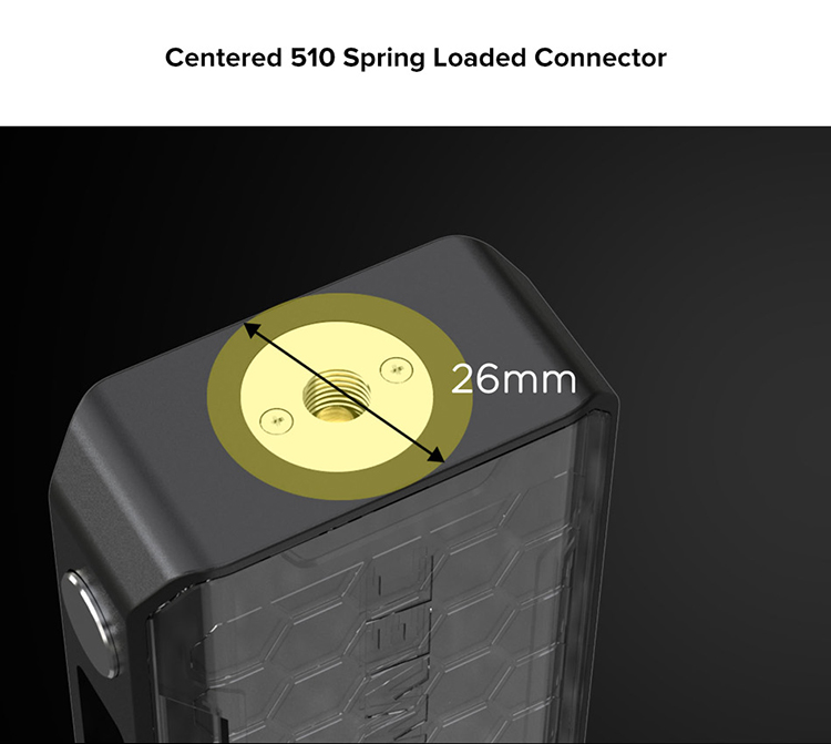 Wismec Sinuous V200 Kit with Amor NSE