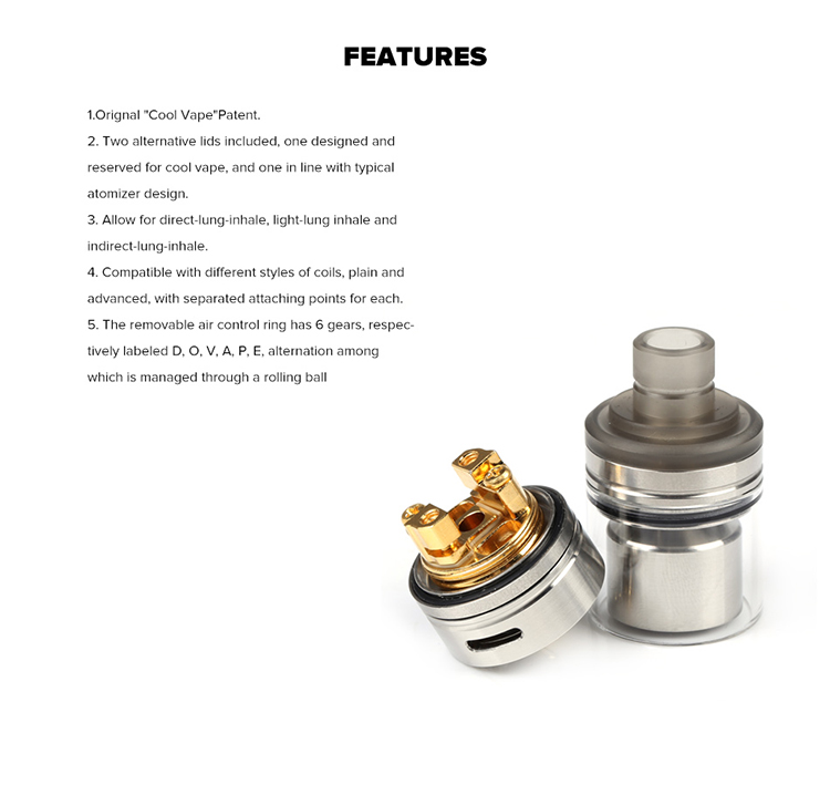 Dovape DO MTL RTA 2ml