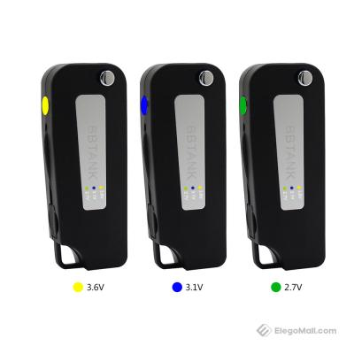 BBTANK Variable Voltage Key Box Mod 350mAh