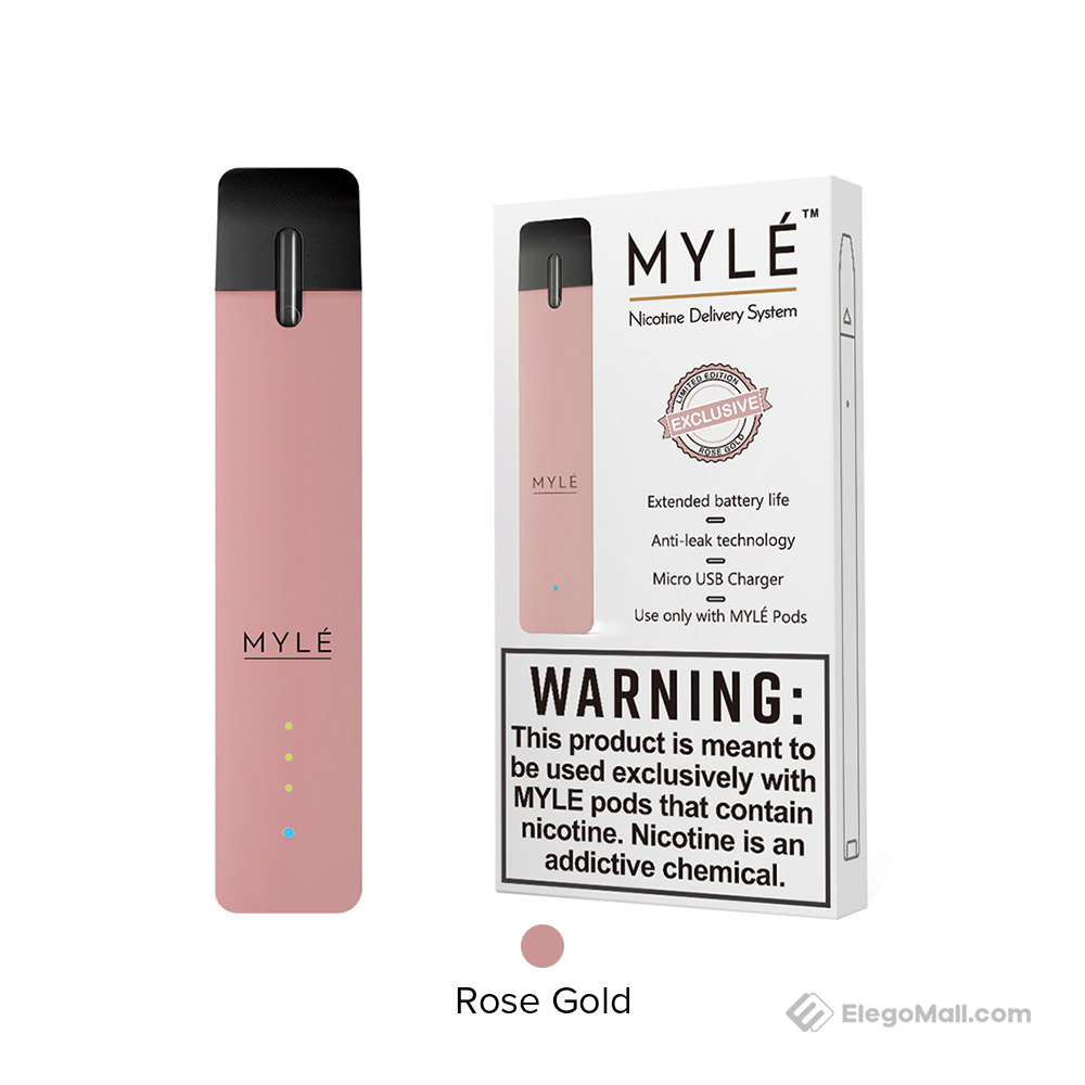 Mylé All-in-One Starter Kit 240mAh