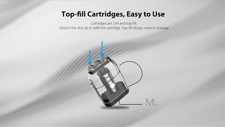 Uwell Caliburn Pod System Kit