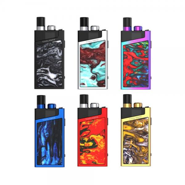 SMOK Trinity Alpha Pod System Kit 1000mAh & 2.8ml