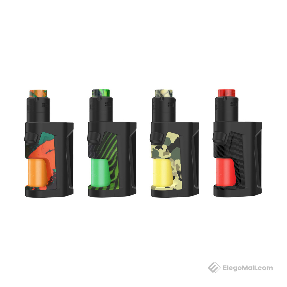 Vandy Vape Pulse Dual Kit with Pulse V2 RDA