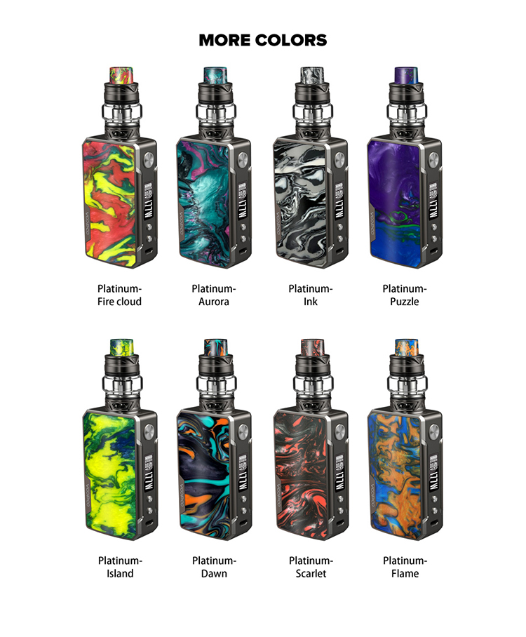 VOOPOO Drag 2 Platinum Edition Kit
