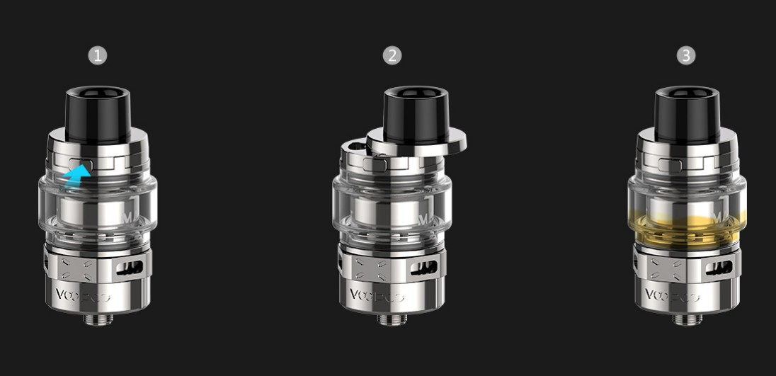 Voopoo MAAT Tank Preview | Middle Airflow Design