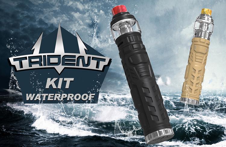 Vandy Vape Trident Waterproof Starter Kit