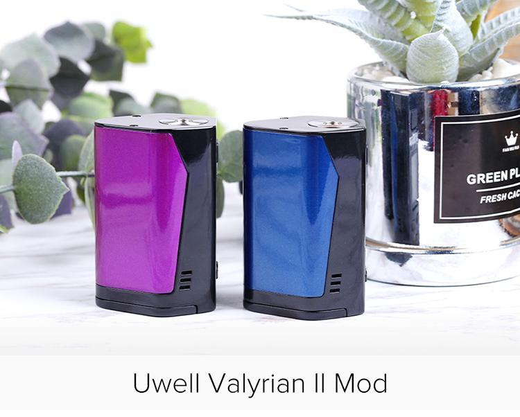 Uwell Valyrian Ⅱ Mod