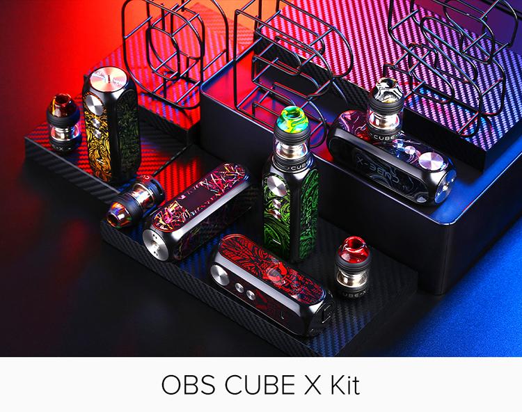 OBS Cube X 80W Kit VW