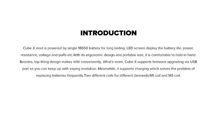 OBS Cube X 80W VW Kit