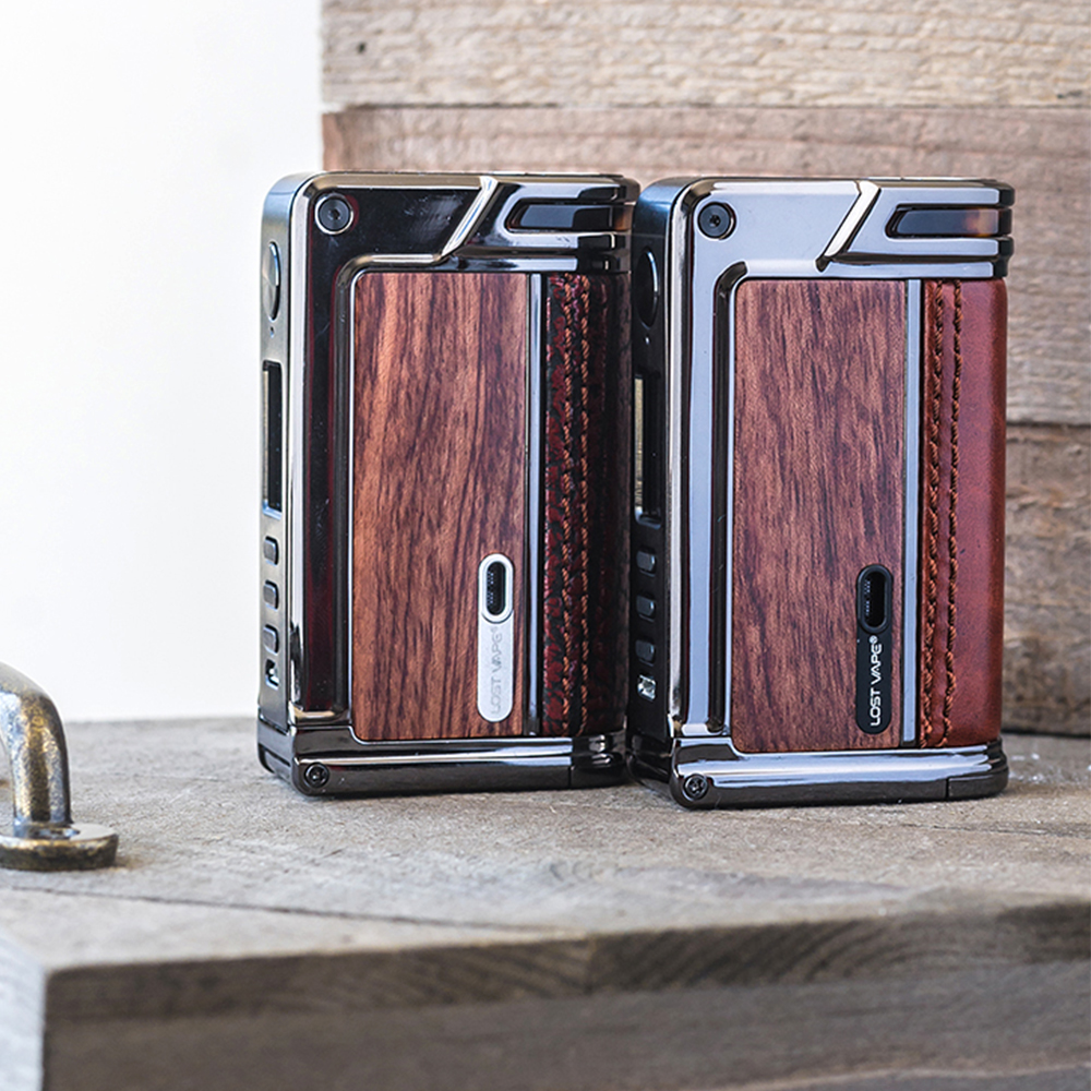 Lost Vape Paranormal Dna 75c Box Mod