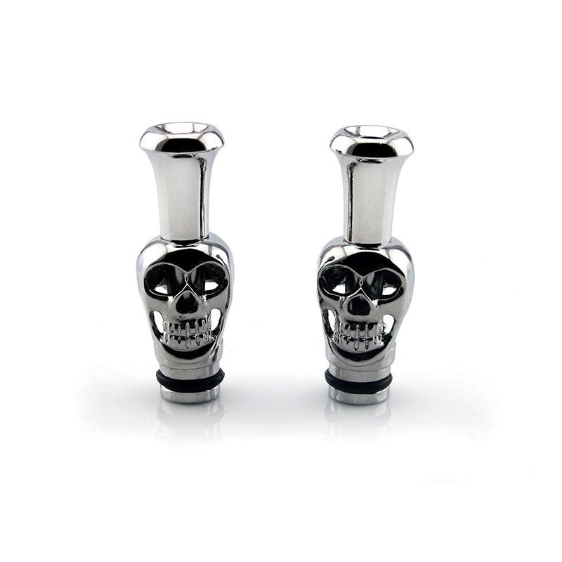 Skull 510 Drip Tip