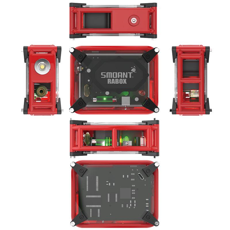 Smoant Rabox 100w Mechanical Mod 3300mah