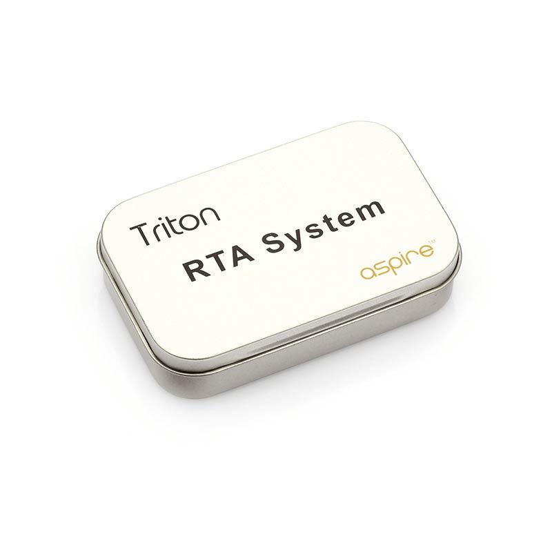 Aspire Triton/Triton 2 RTA System
