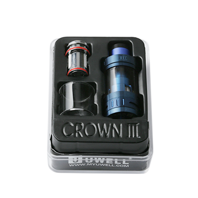 Uwell Crown 3 Tank Atomizer - 5.0ml