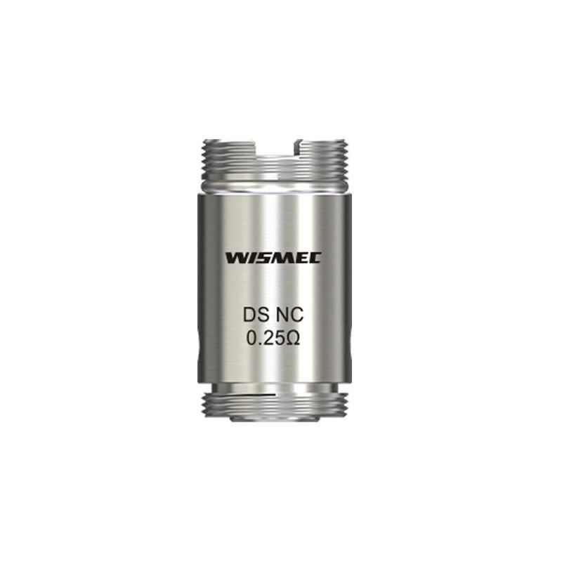 Wismec DS Replacement Coils fit for Motiv Kit/ORMA Tank (5pcs/pack)